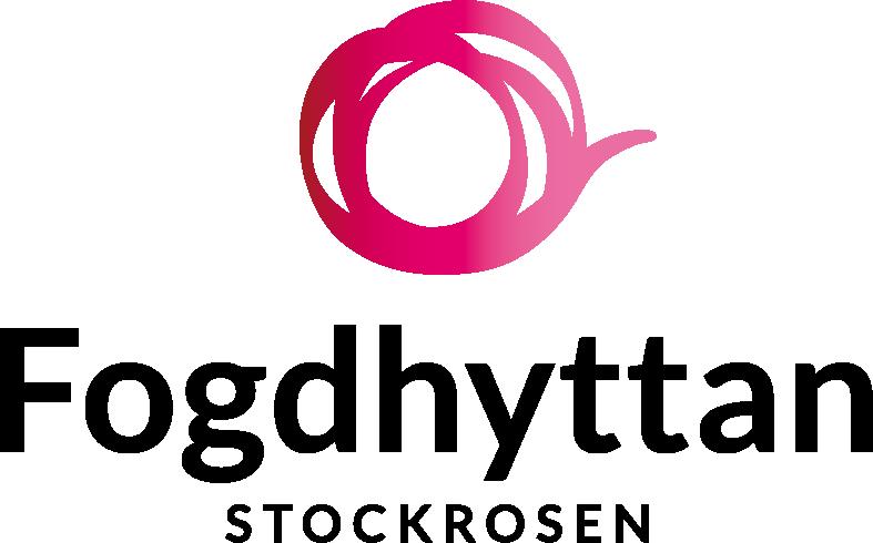 Fogdhyttan, Stockrosen logotyp
